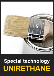 Special technology UNIRETHANE